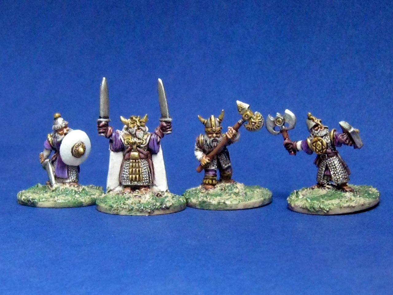 15mm dwarves from Back Raven