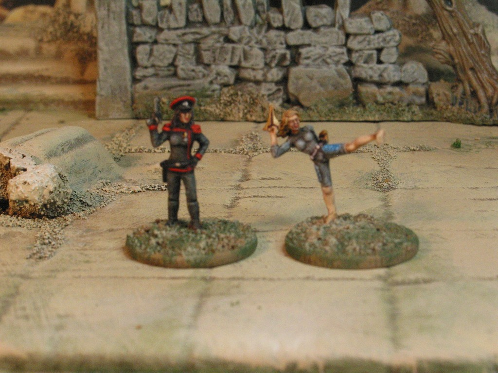 15mm Sci Fi from Khurasan Miniatures