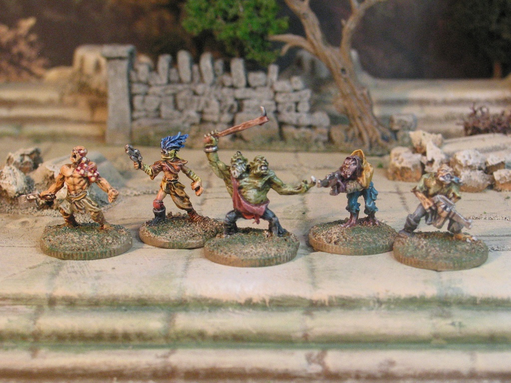 15mm Post Apocalypse Mutants from Khurasan