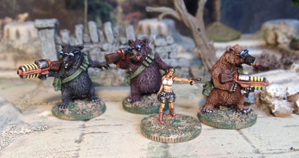 IMG_1009 - Goldilocks and the three bears