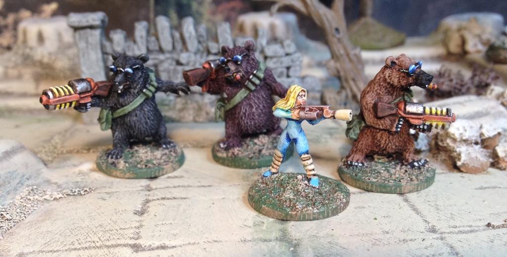 IMG_1013 - Goldilocks and the three bears