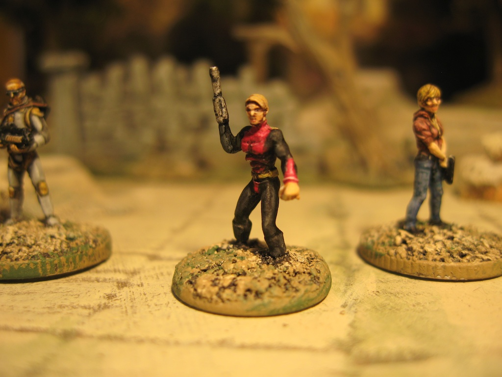 Rebel Minis Super 15mm by PF