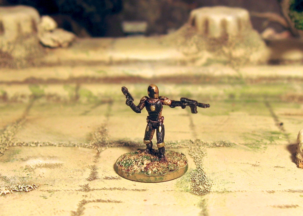 CP Models 15mm Scifi by PF