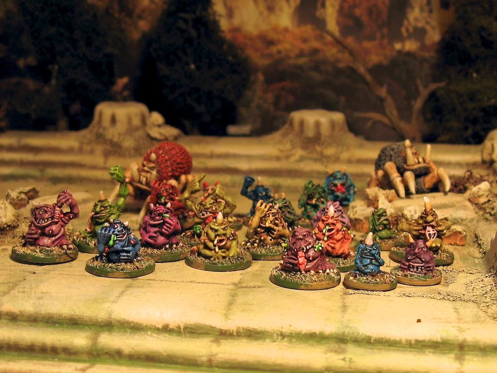 Games Workshop Citadel Nurglings