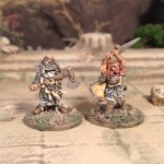 Demonword 15mm Thain Barbarians
