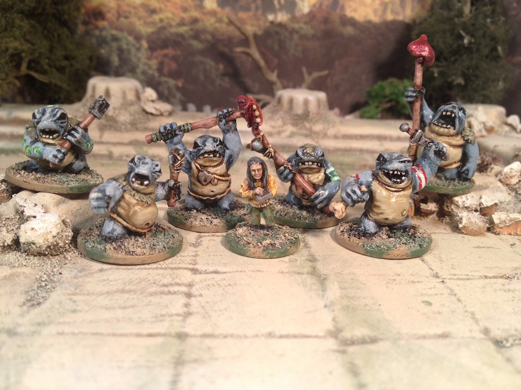 28mm Kuld from Zombiesmith