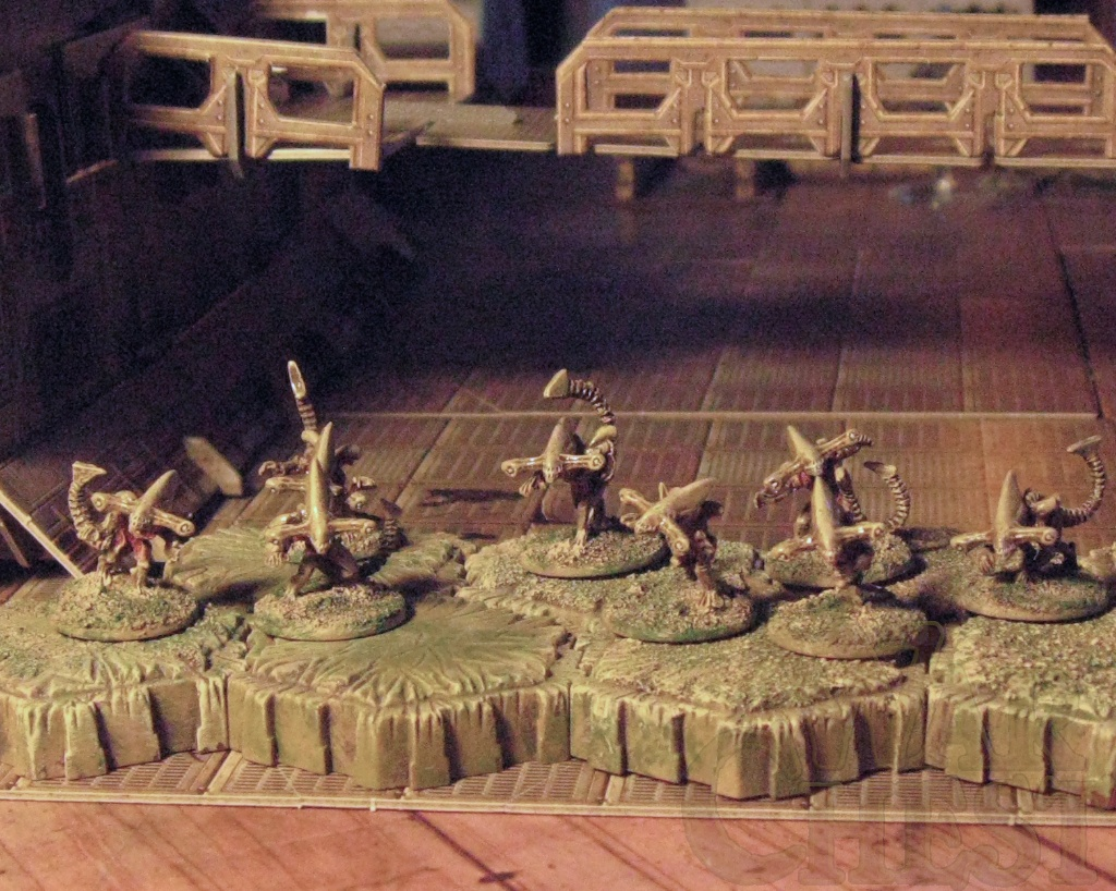 Khurasan 15mm Bug Hunt Aliens and Colonial Marines