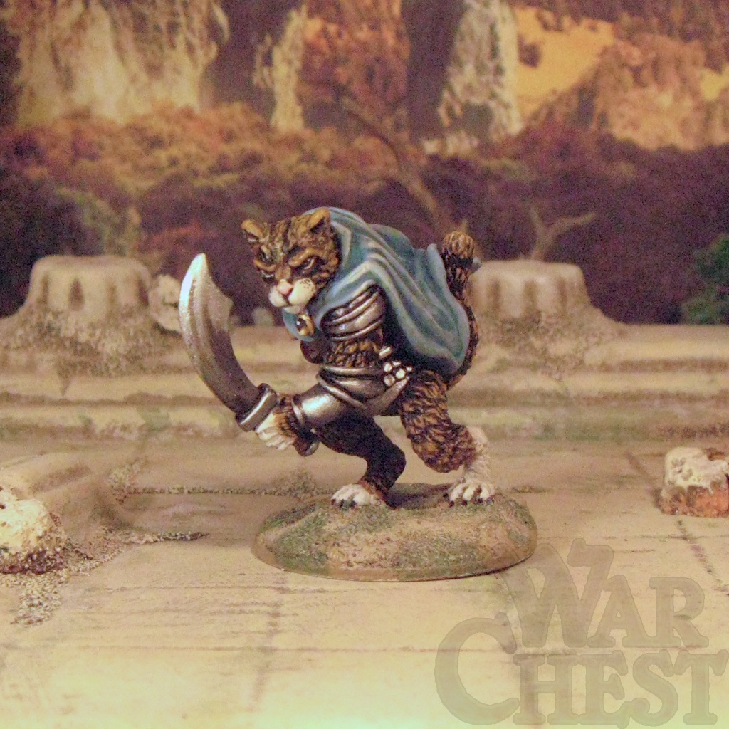 Oathsworn 25 28mm anthropomorphic fantasy miniatures