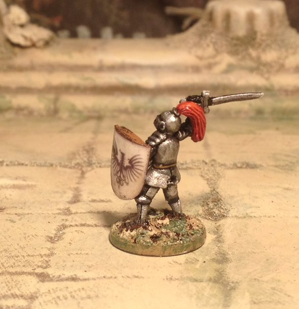 15mm Knight Splintered Light Miniatures