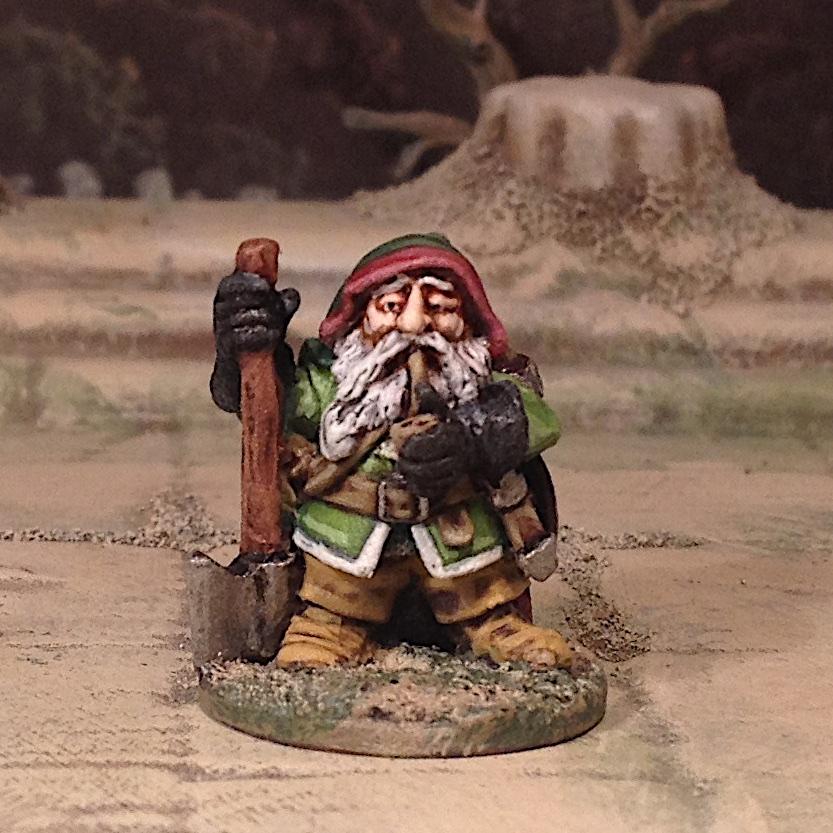 Classic Citadel Games Workshop dwarfs 28mm