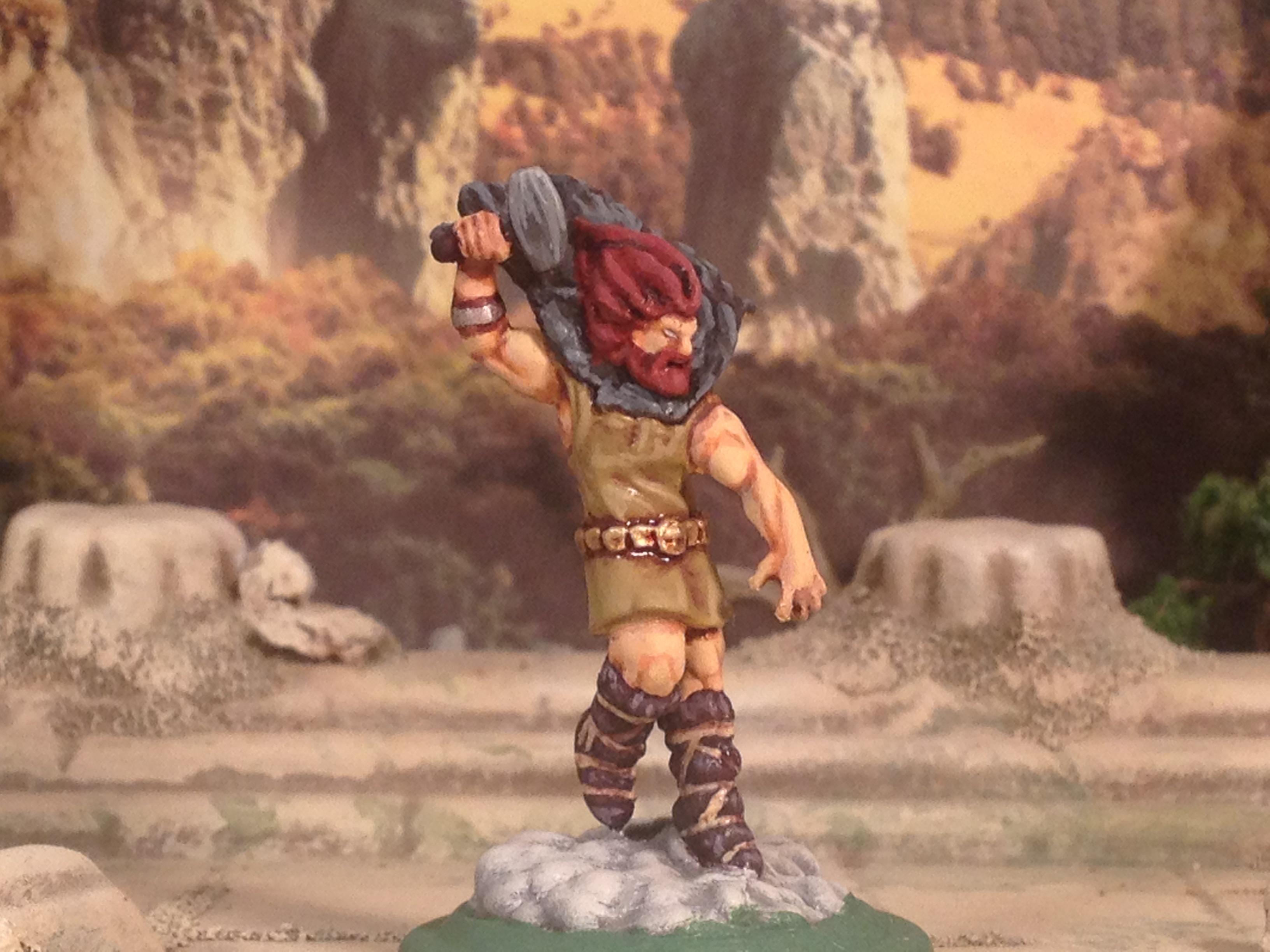 High Heavens board game Thor Norse mythology 28mm