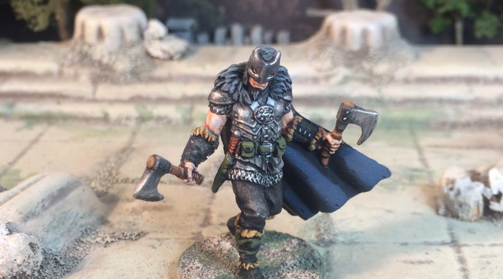 Zombicide Black Plague Painted Miniatures Character Models