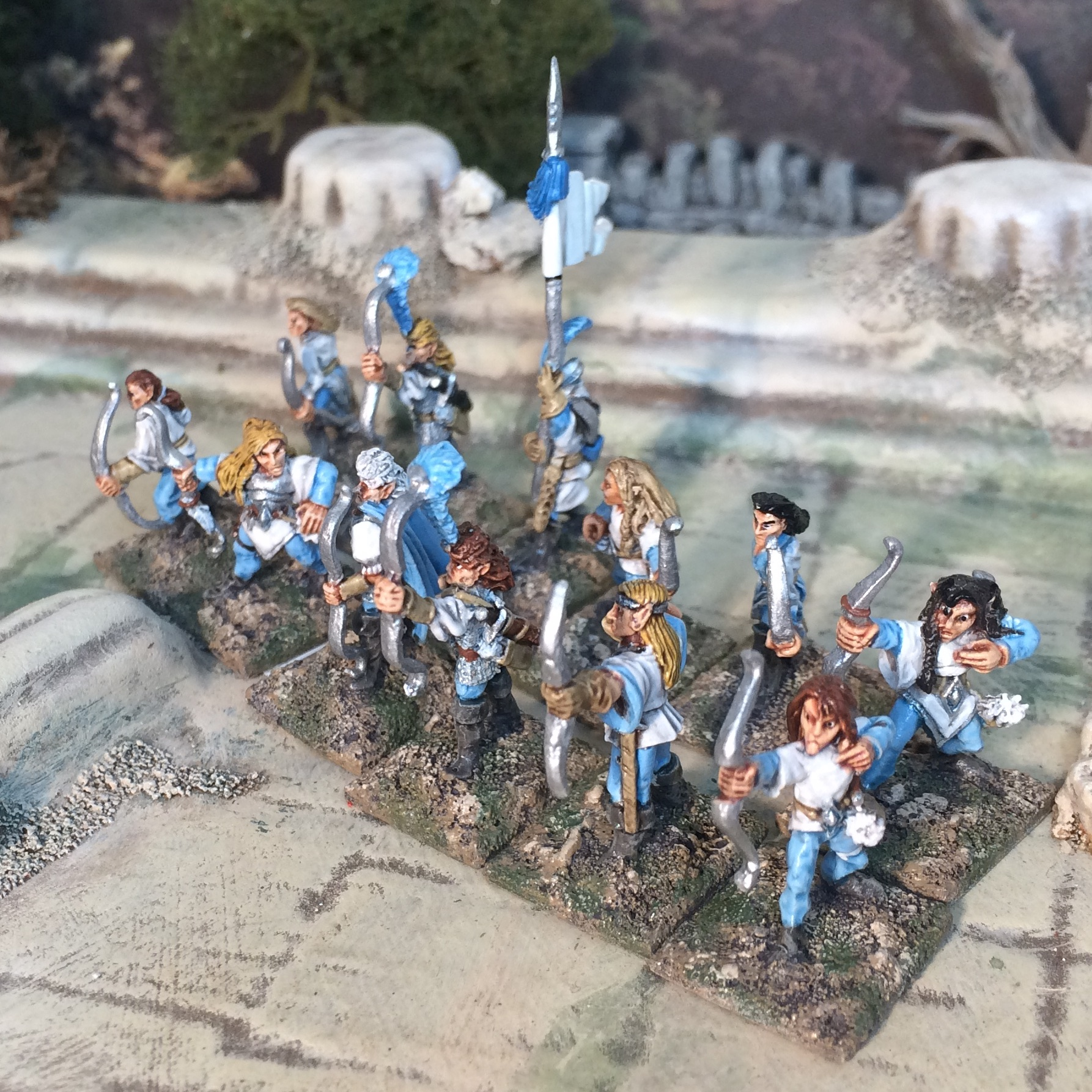 Alternative Armies 15mm Elves
