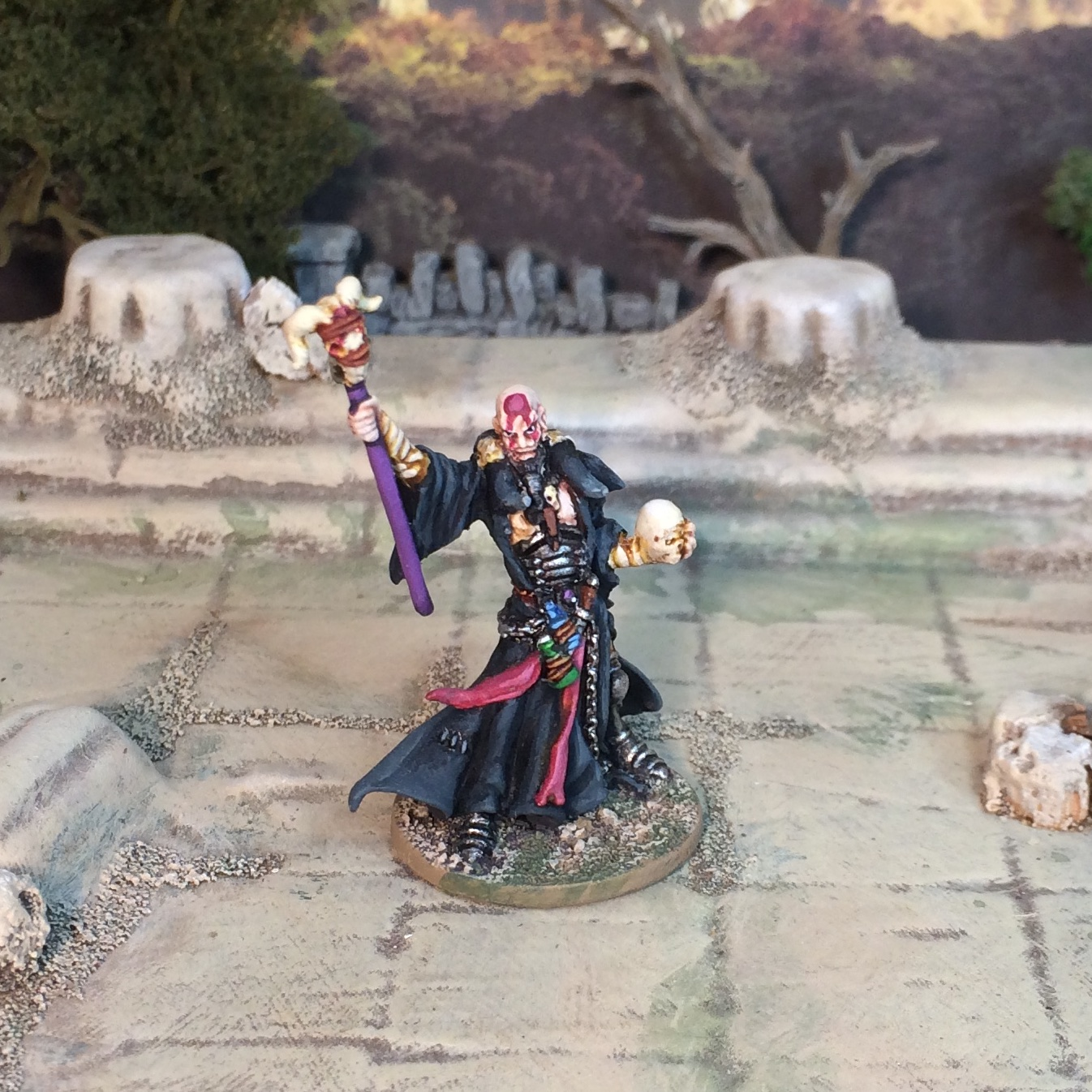 Zombicide Black Plague CMON painted miniatures