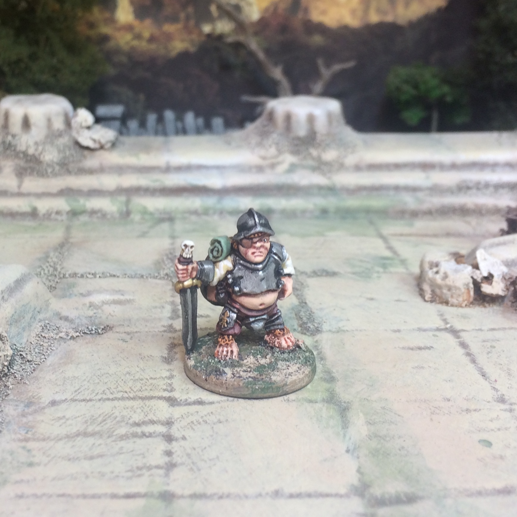 Halloween Special: A Medley of 28mm miniatures | Root around in the