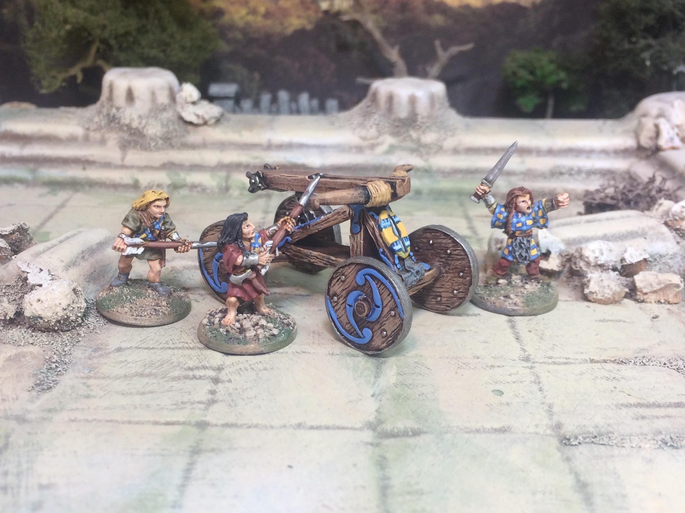 Demonword 15mm Warlords of Thain 'Eagle Arrow' Ballista