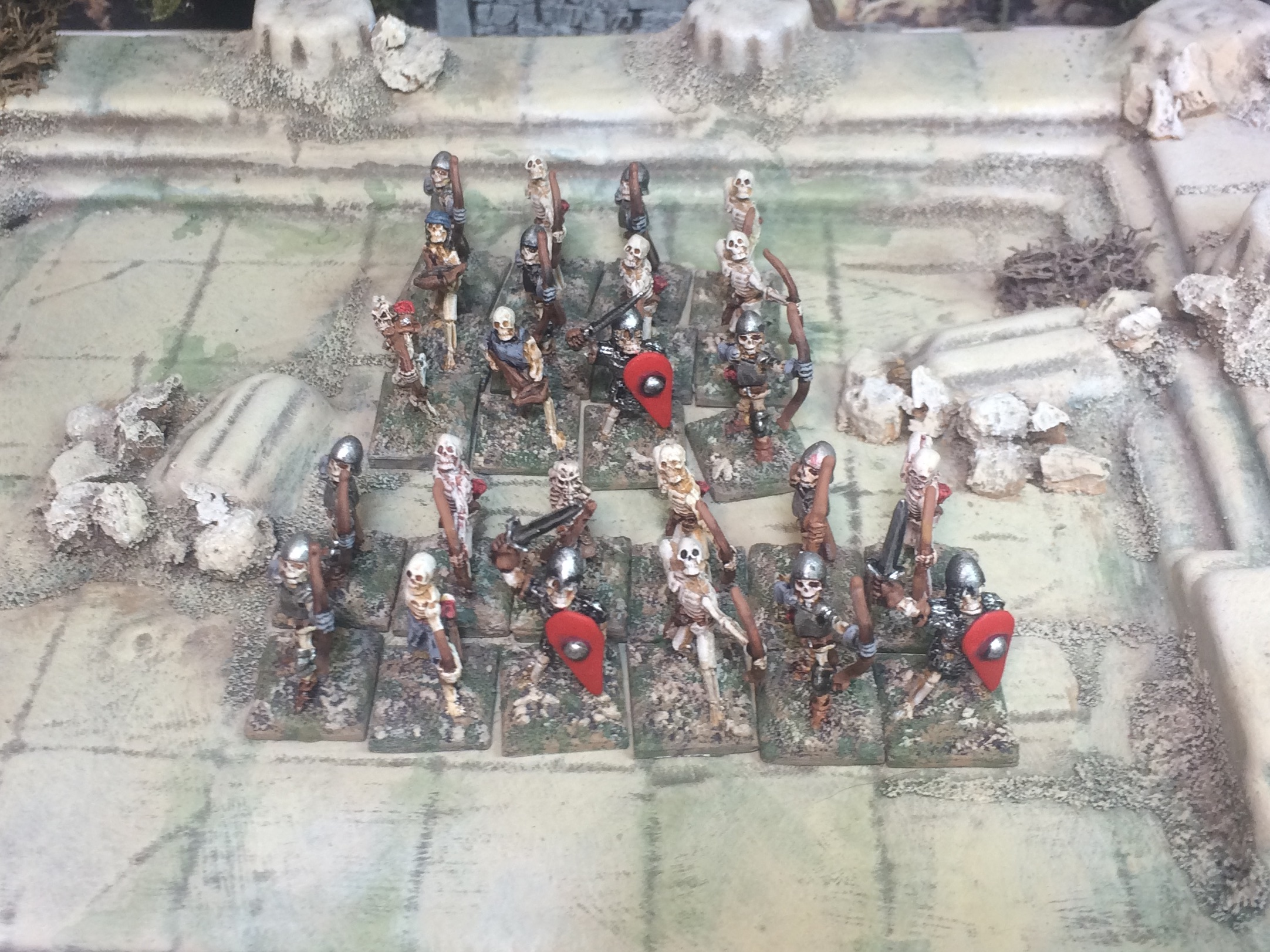 Alternative Armies 15mm Fantasy Undead Archers